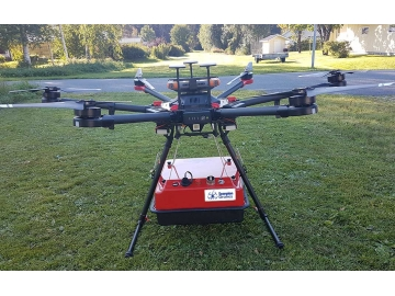 Drone GPR Systems Shallow Detailed & Deep Geological Applications.